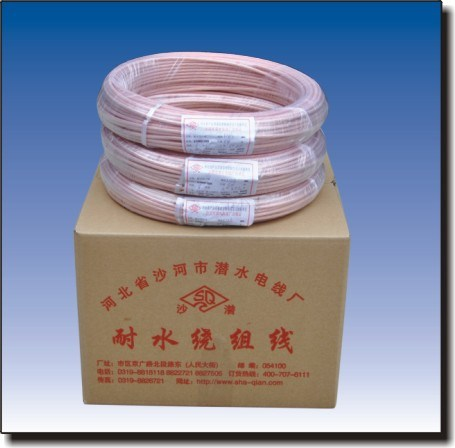 Modified-Fluoroplastic Insulation Motor Winding Wire
