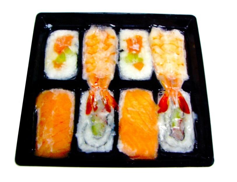 Frozen sushi (4+4)