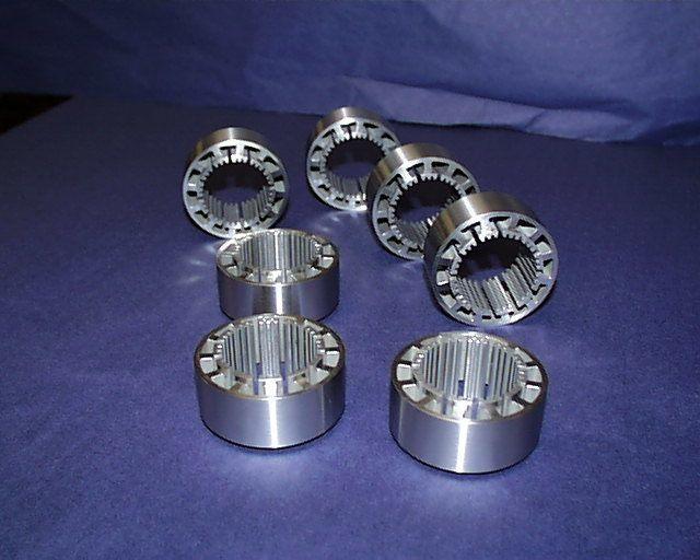 Parti di giro di CNC di precisione del tornio dell'acciaio inossidabile