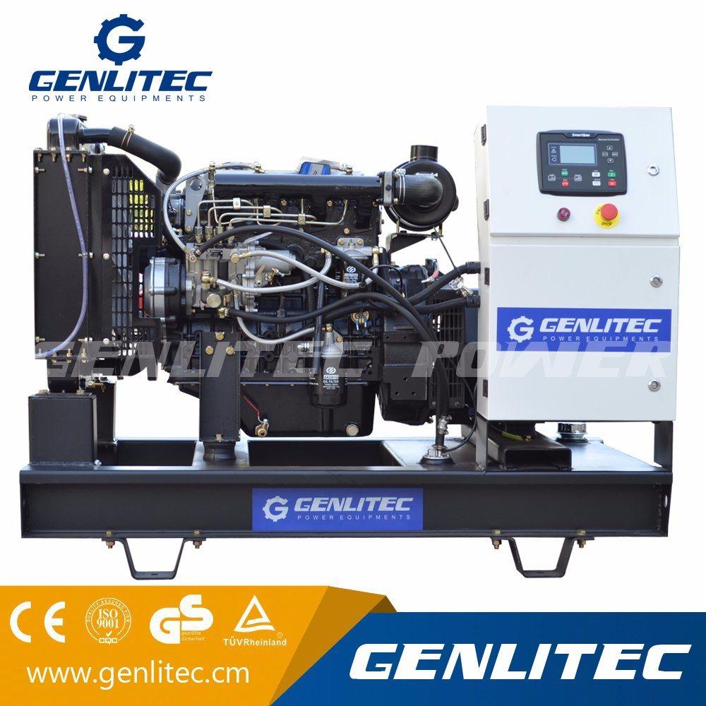 Foto de Bastidor abierto 12kw/15kVA Generador Diesel con motor ...