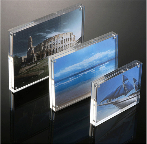 Foto de 4 X 6, 5X7, 6X8, 10 X 12 de acrílico transparente de Imagen ...