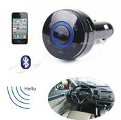 Car Charger #059를 가진 Bluetooth와 FM Transmitter Car Kit