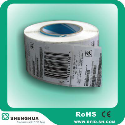 바람막이 유리 차를 위한 UHF RFID 꼬리표