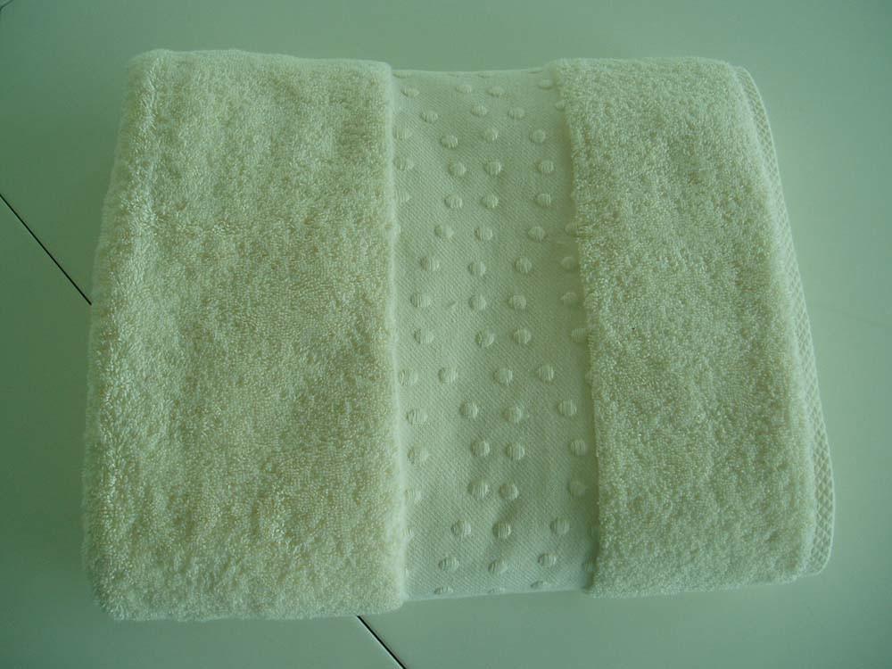 Банными полотенцами с пограничными(органический хлопок)
