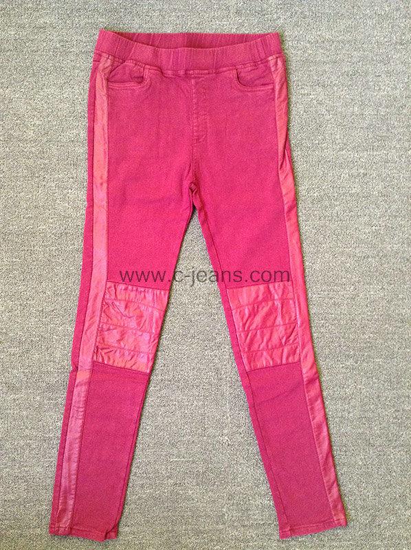 Дамы досуг брюки брюки брюки оптовой джинсов (1425)