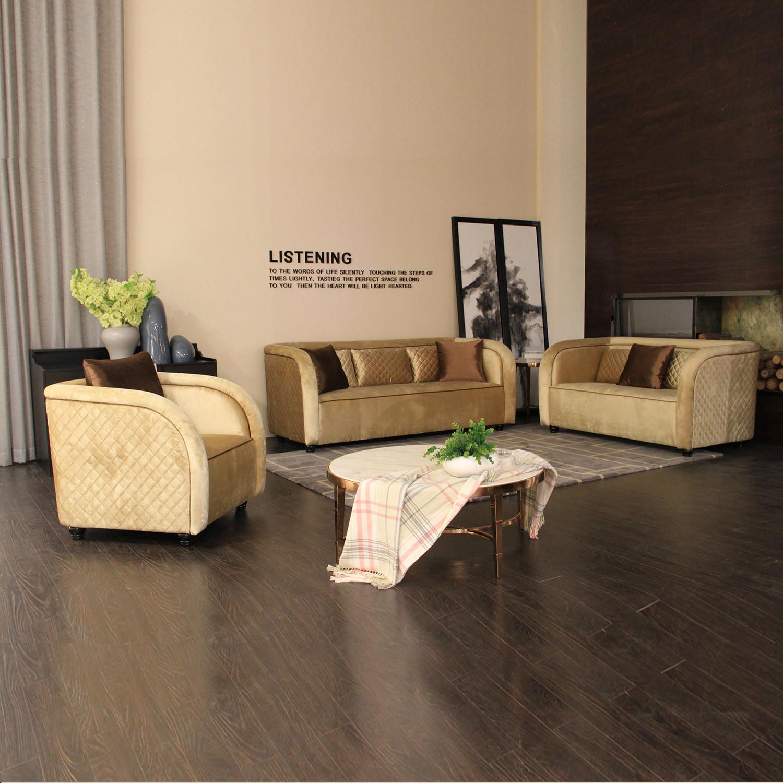 321 Gewebe-Sofa-Wohnzimmer-Möbel