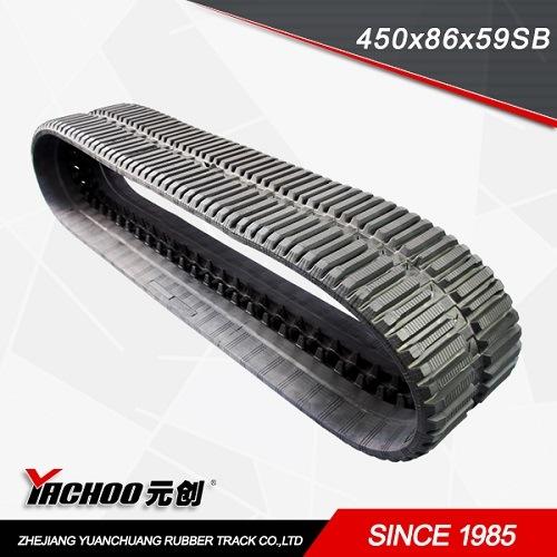 競争価格のゴム製製品の高品質のゴム製トラック中国製