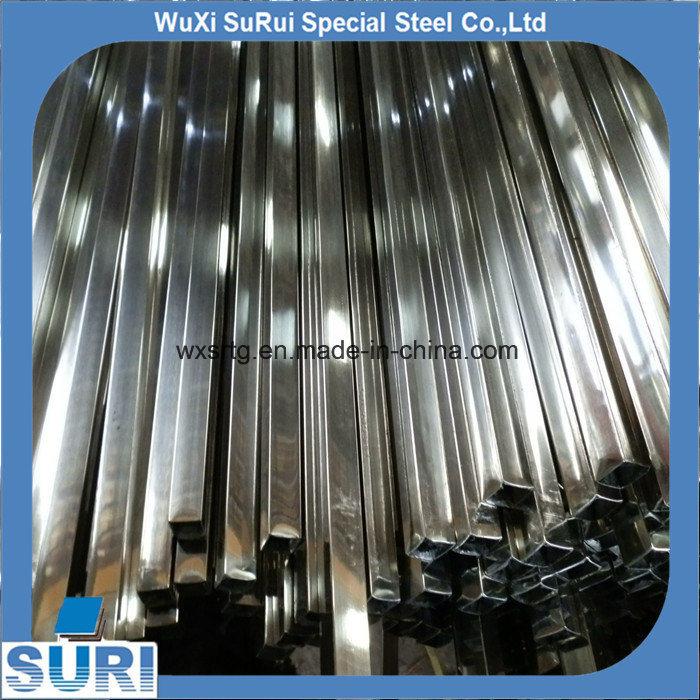 Китай Gold поставщиком ВПВ толщины стенки трубы квадратного сечения из нержавеющей стали 15X15