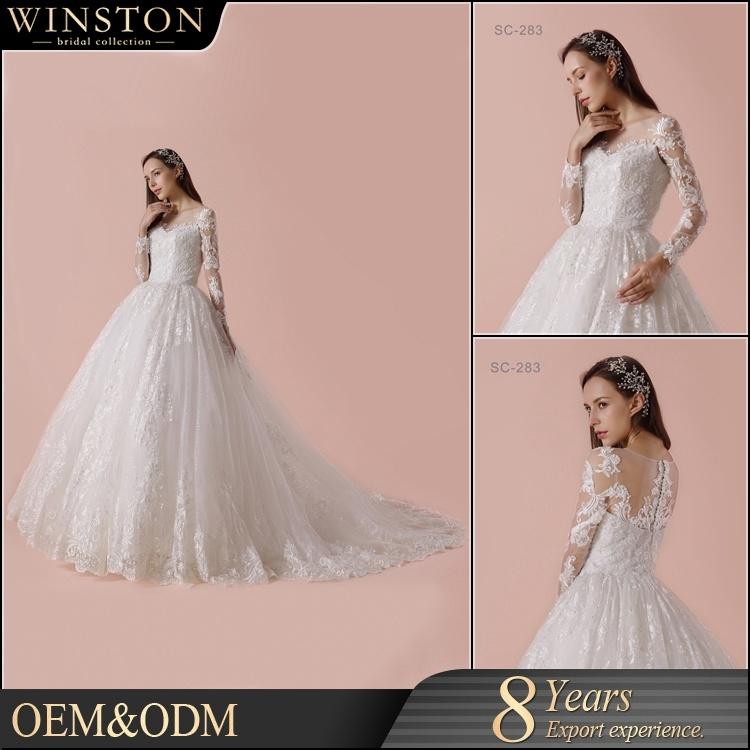 Chine Hot Chine fournisseur robe de marié