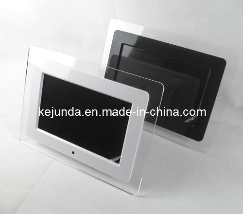 10,1 pouces TFT Cadre photo numérique de l'appui de la musique/vidéo (S-DPF-10.1A)