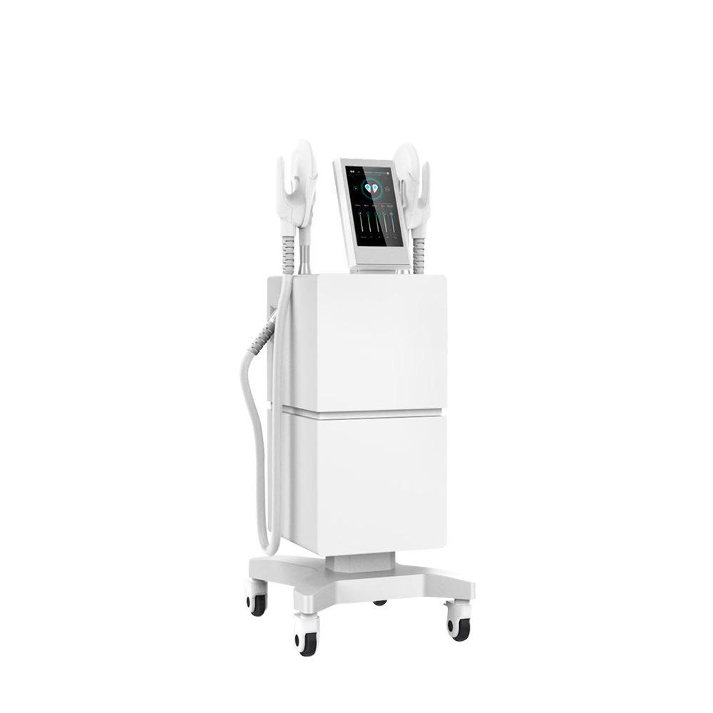 Honkon nicht invasive Karosserie, die Using elektromagnetischer Bereich-Technologie-Schönheits-Salon-Gerät für Klinik-Gebrauch formt