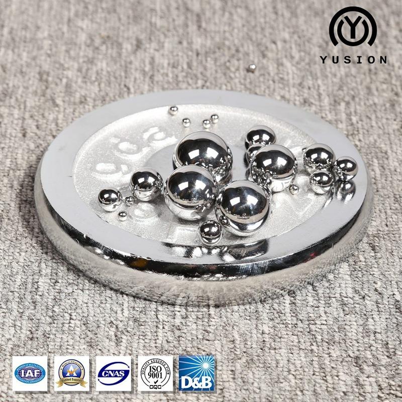 Высокая хромовая сталь Ball Precision с Superior Wear Resistance