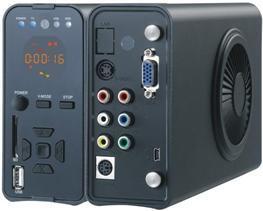 HDDのメディアプレイヤー(HC 328TV)