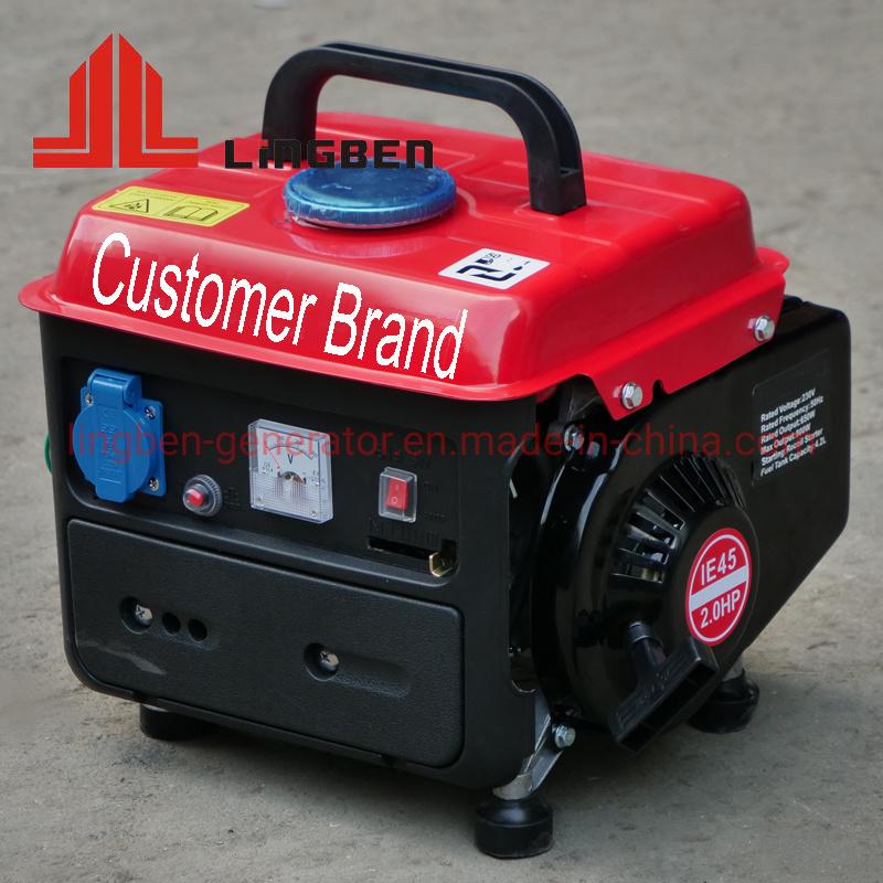 Treibstoff-Drehstromgenerator Honda-Hho zerteilt Benzin-Generator des Motor-1e45f