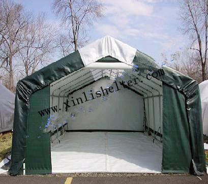 火のRetardentのCarport Storage ShelterかTent (XL-203012P)