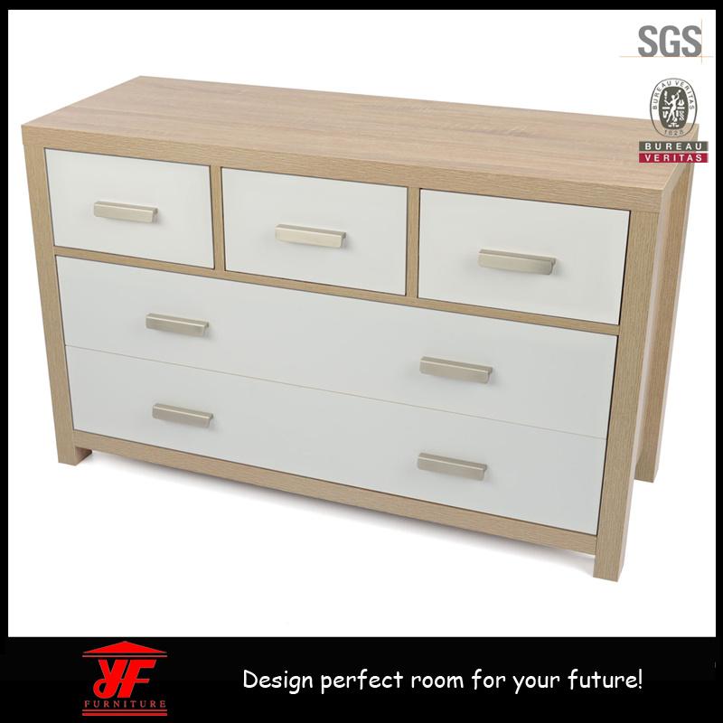 China Muebles de dormitorio Cajonera de madera, el armario