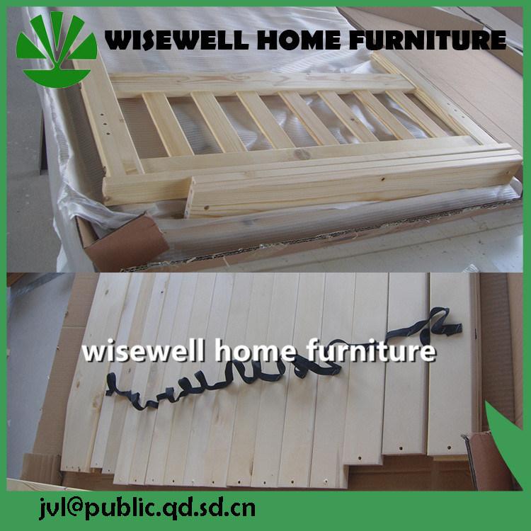 Foto de Muebles de madera de pino macizo cama plegable para Gust en ...