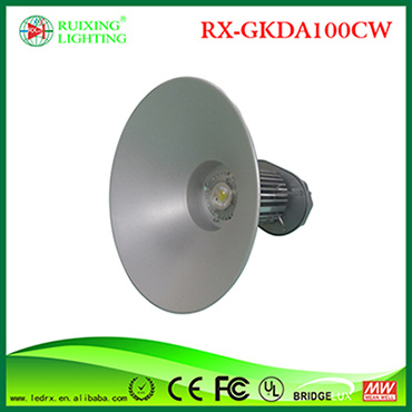 LED High Bay Lamp mit UL Listed LED High Bay Light 100W Industrial LED High Bay Light