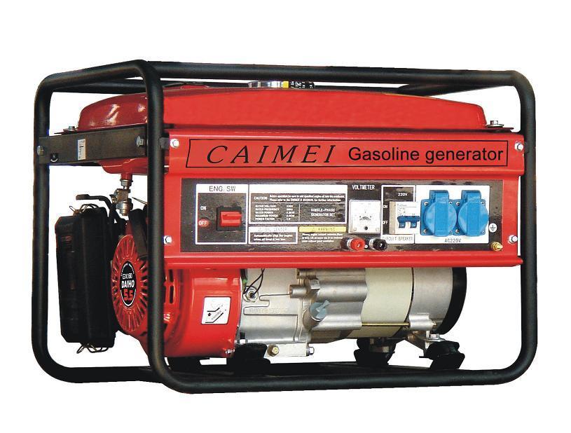 La generación de energía y soldadura máquina integrada (CM190/250/300)