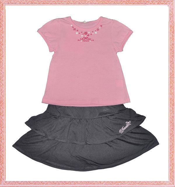 Les filles Vêtements115809 Set (PH)