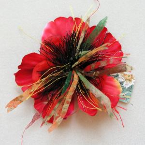 Künstliche Blumen -2
