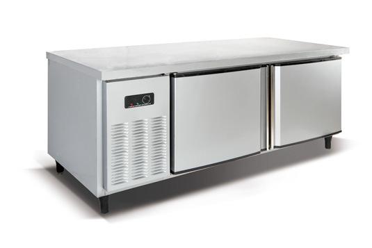 ステンレス鋼のワークテーブル冷却装置