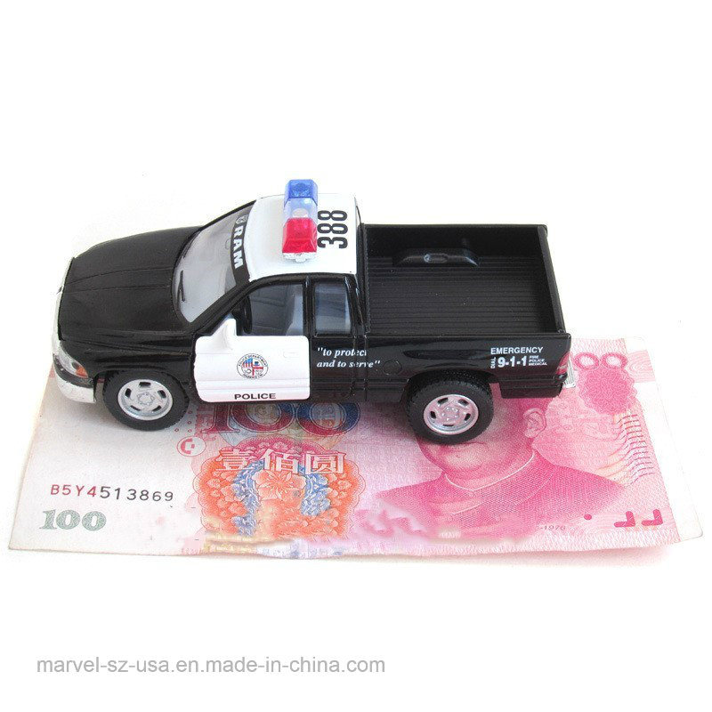 Coche Juguete Policía Camioneta La Regalo De Blanconegro Foto pGSMzVqU