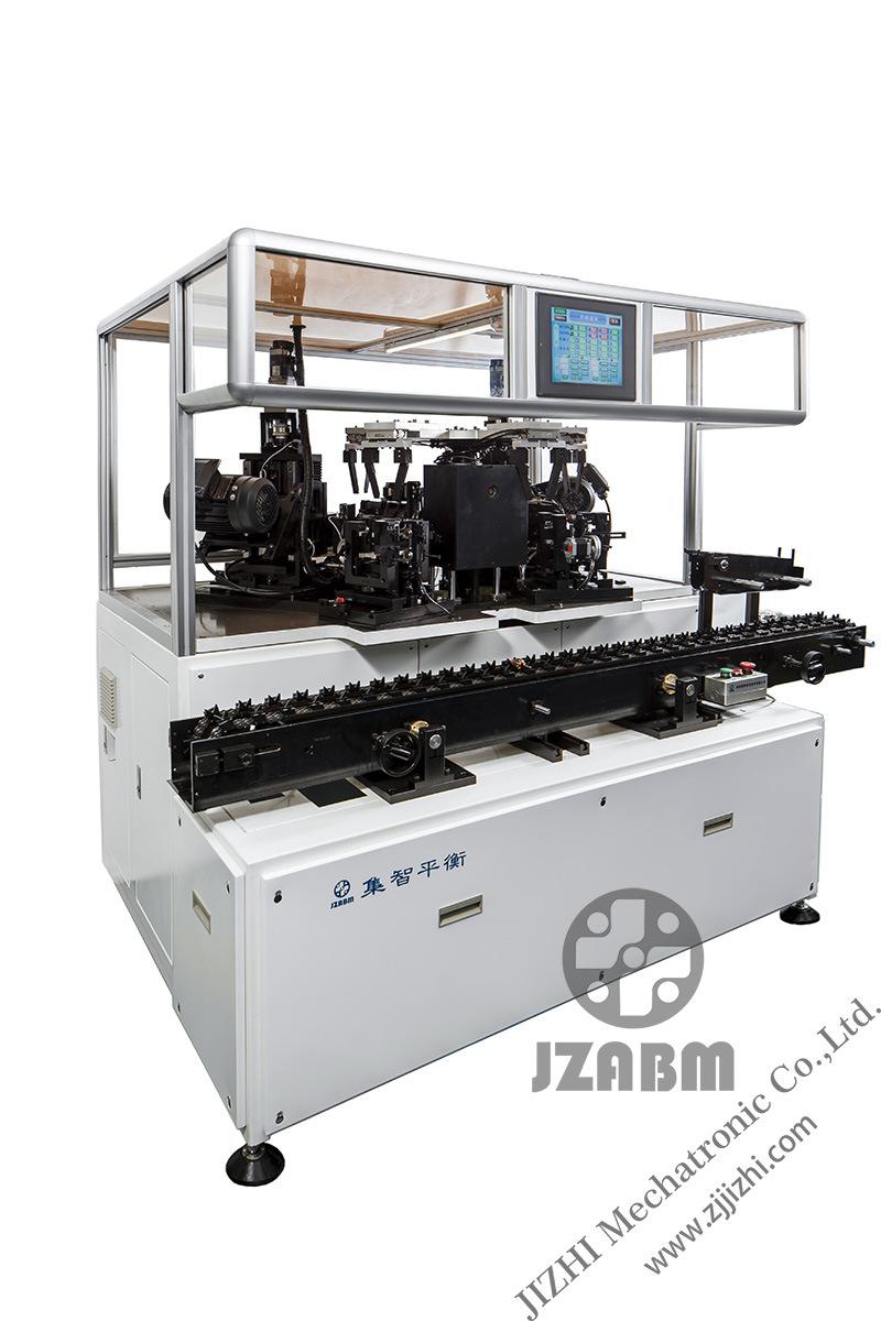 Jz Jizhi Fünf-Station P Typ automatische balancierende Maschine für Gleichstrom-Bewegungsarmatur