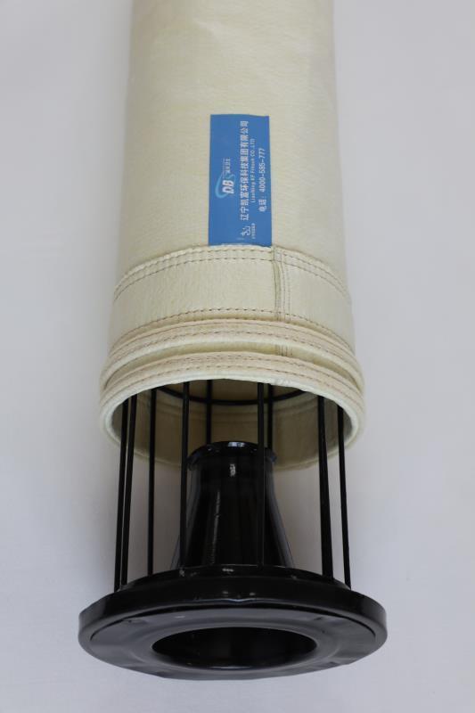 Le FMS résistantes à la chaleur de la poussière du filtre à Collecotr sac/tissu du filtre