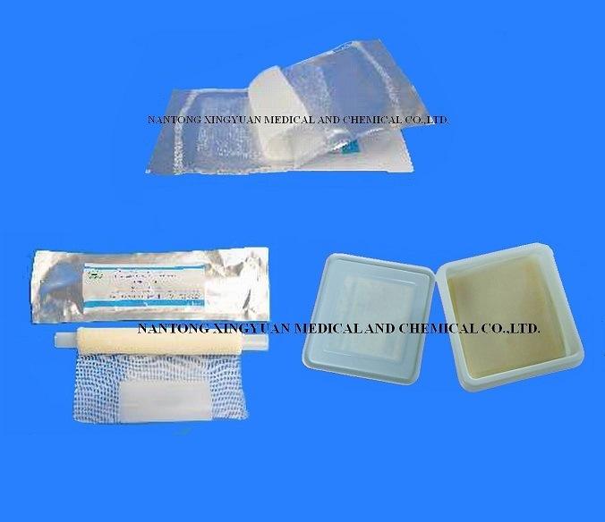La vaselina hisopos de gasa (rollo) , Steriled Gasa de parafina