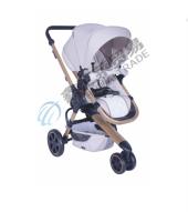 Mode élevée renversante reconnue par En1888 et poussette de bébé Multi-Funtion