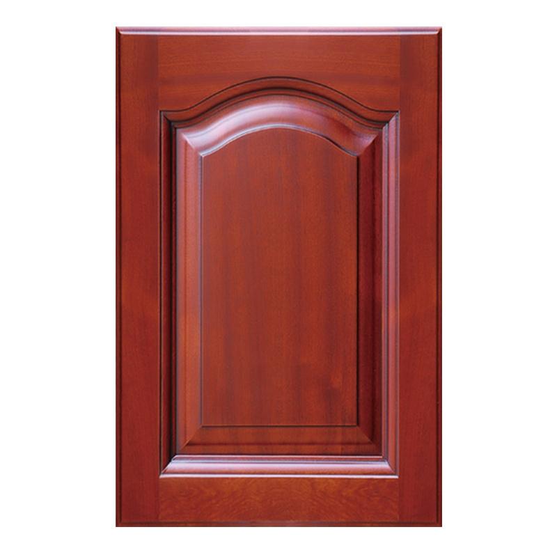 Muebles de hogar moderno dormitorio muebles de madera cocina personalizada puerta del armario (YH-CD4003)