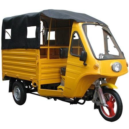 乗客の三輪車CH250zk-C
