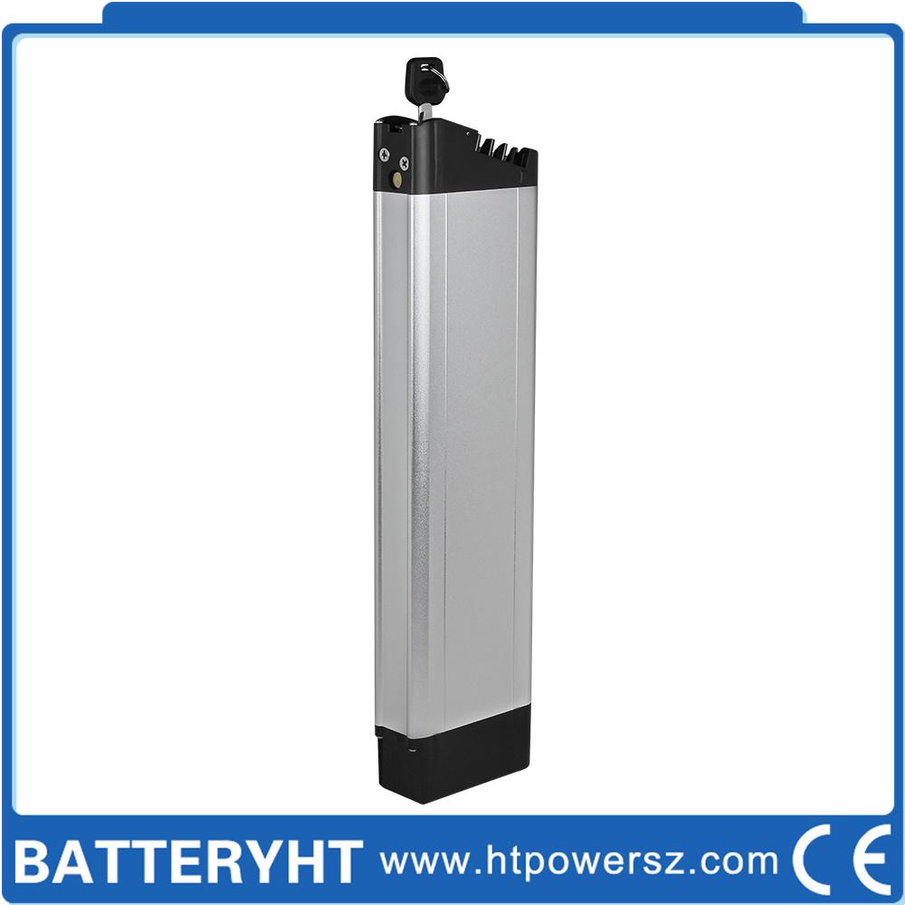 Batterij van het Polymeer van het Lithium van de Fiets van Ce RoHS 36V 10ah de Elektrische