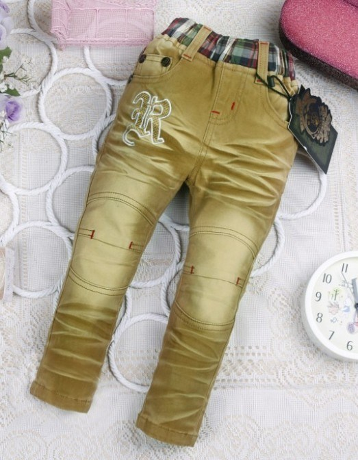 2013 Hot Sale Boys jeans kids Clothing Christmas gift