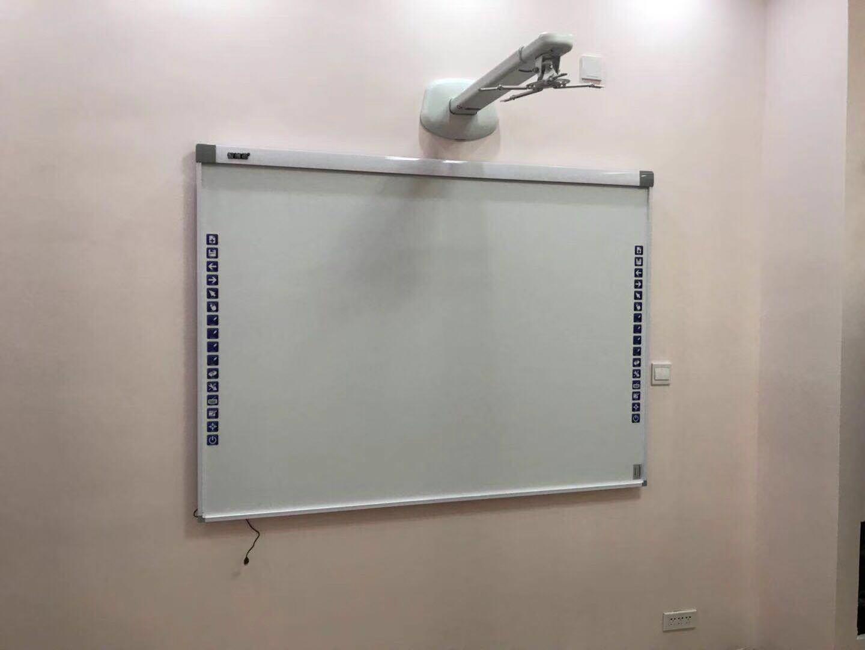 De MultiAanraking Elektronische Interactieve Whiteboard van Molyboard voor Onderwijs