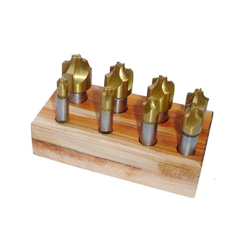 """1//4 x 1-1//4 x 3//4/"""" HSS Concave Cutter Shank Type"""