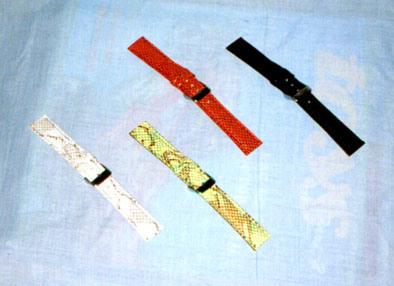 Ledernes Uhrenarmband 2