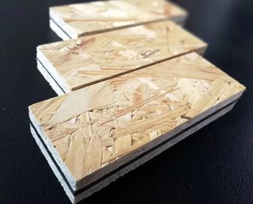 Compensato marino fonoassorbente della pelle del portello per il legname commerciale 18mm della plancia della mobilia e della costruzione