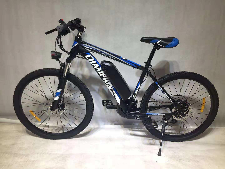 Fantas-Bike City-Hunter003 Электрический велосипед