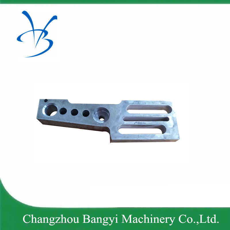 Piezas de mecanizado CNC el brazo de la encuadernadora Smbz01