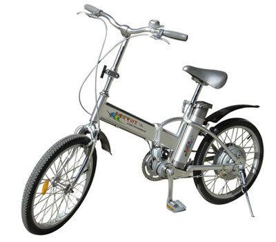 電気自転車(TDN08Z-8)の簡単な様式