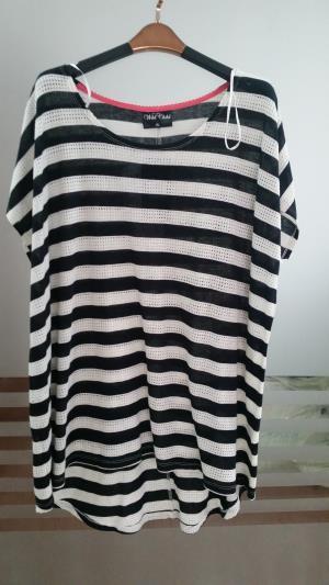 Banda Yarndye della T-Shirt della signora della T-Shirt Stripe Yarndyelady