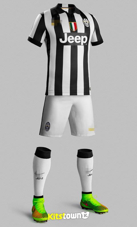 ropa Juventus nuevo
