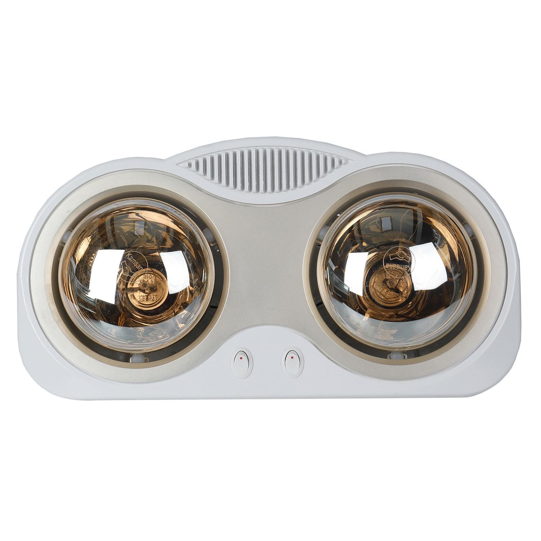 China 20-20 V Bad Wasserdichte Infrarotlampe Badezimmer