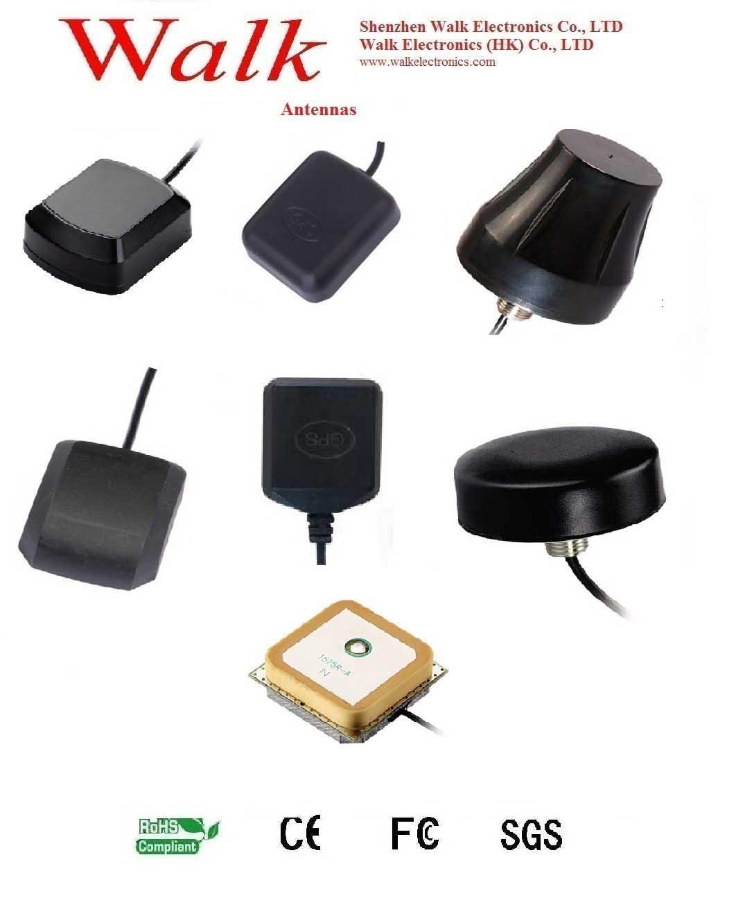 Antenna di GPS, antenna attiva di GPS Glonass, antenna dell'automobile, alta antenna di guadagno