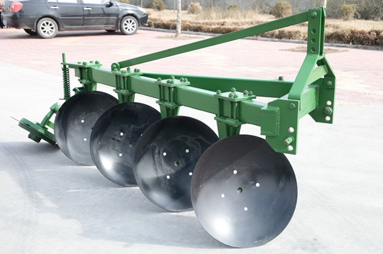 Trator de exploração agrícola 57kw da esteira rolante do