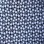 Bordar encajes de algodón tejido (WD121)