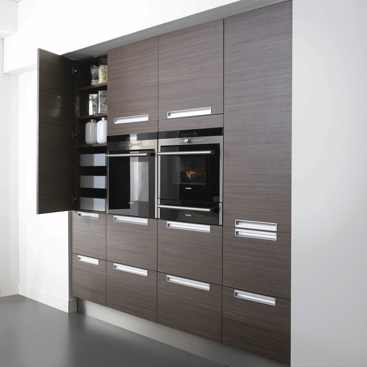 Ritz moderne kleine Küche-Schrank-kleine Küche-Auslegungen foto ...