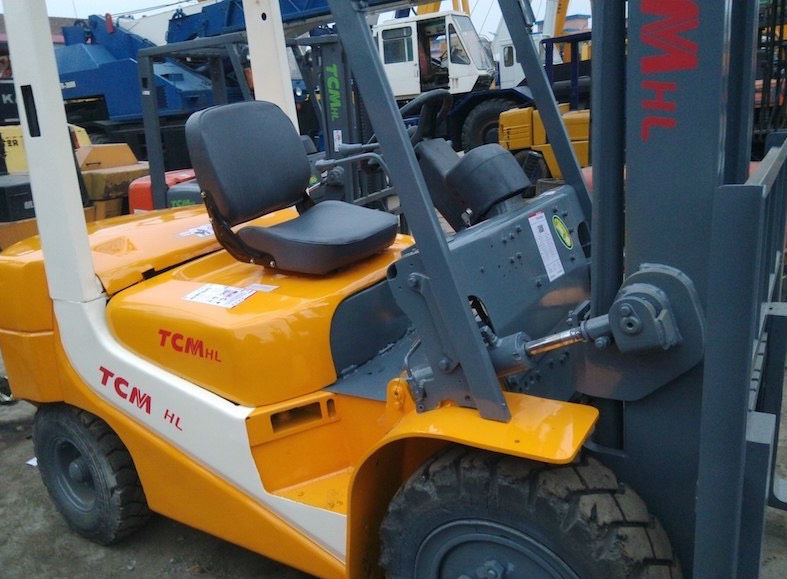 Usado carro usado Komatsu Carro usadas máquinas usadas máquinas de construção